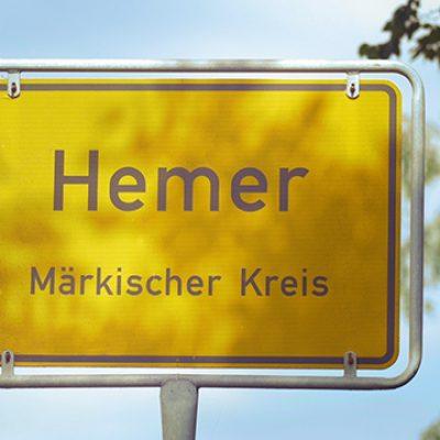 Hemer_ortsschild